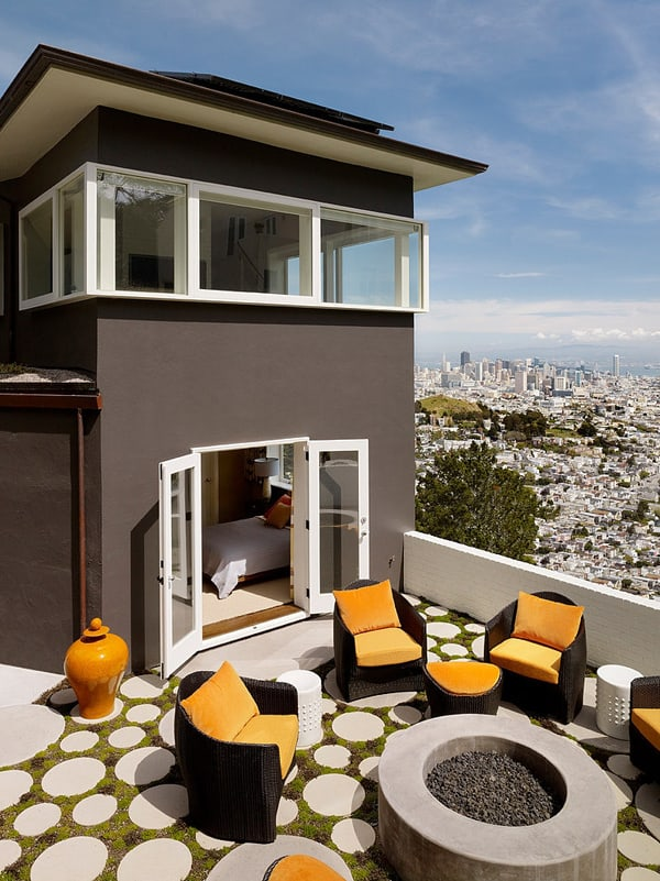 featured posts image for Mid-century modern home gets a facelift in San Francisco