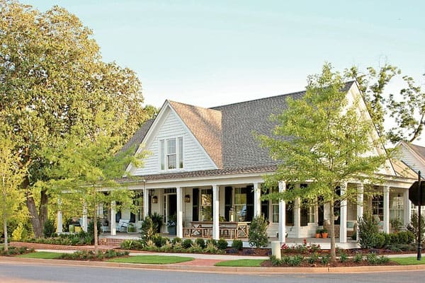 featured posts image for Southern Living Idea House in Georgia: Farmhouse Renovation