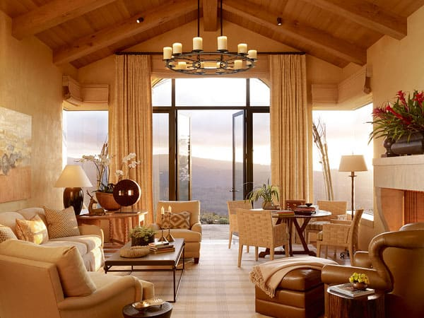 featured posts image for Hilltop retreat reflecting Mediterranean elegance
