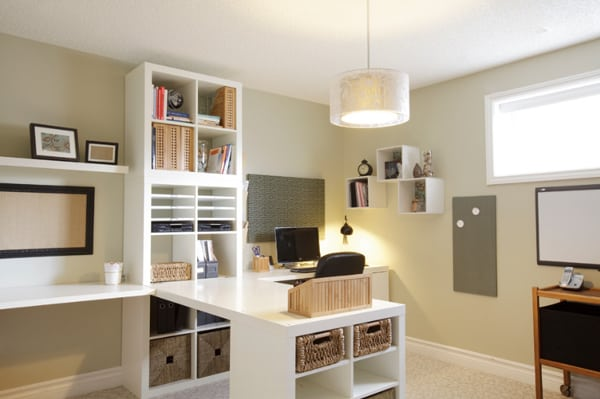 Home Office Inspiration 03 1 Kindesign