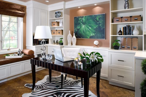 47 Amazingly Creative Ideas For Designing A Home Office Space