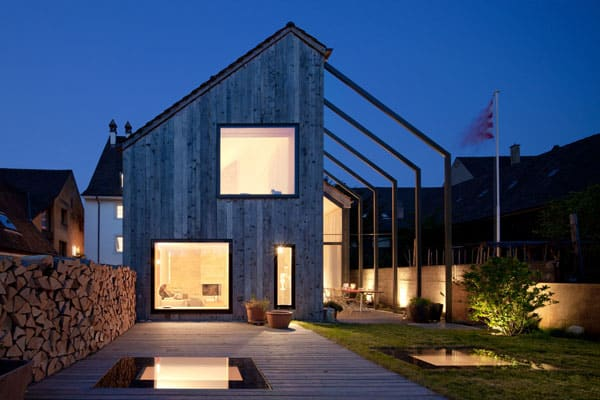 featured posts image for Renovation of an historic farmhouse in Switzerland