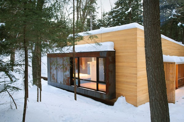 La Luge House-YH2 Architects-02-1 Kindesign