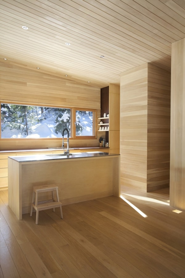 La Luge House-YH2 Architects-11-1 Kindesign