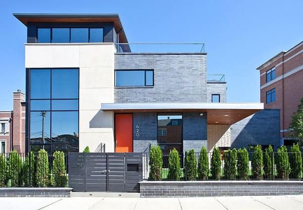 featured posts image for Sleek Lincoln Park Residence showcasing inspiring details