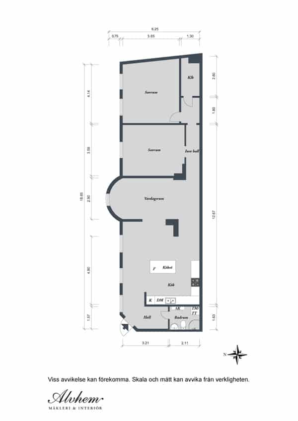 Linnéstaden Apartment-34-1 Kindesign