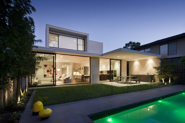 featured posts image for Contemporary Malvern House displays stunning interiors