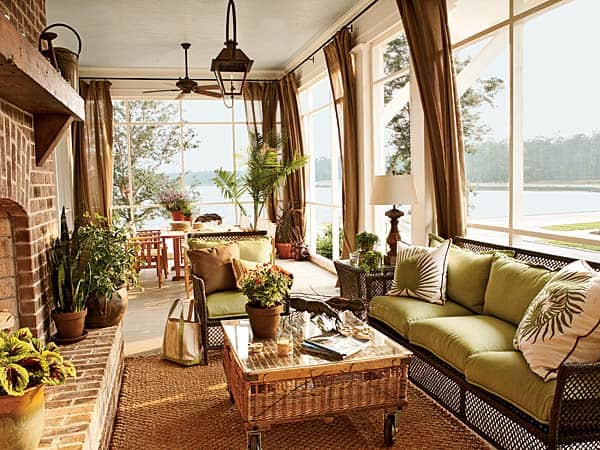 Sunroom Design Inspiration-05-1 Kindesign