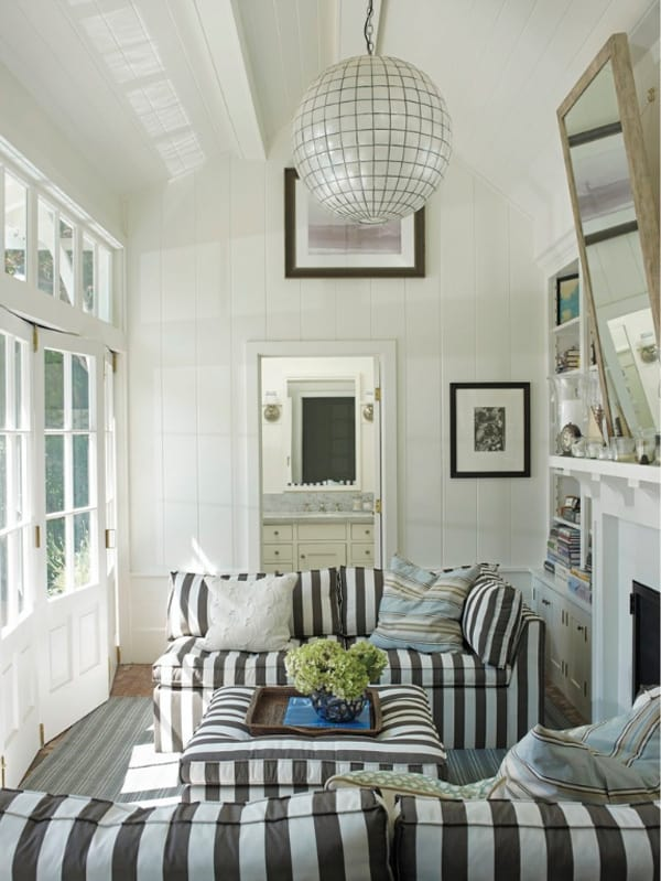 Sunroom Design Inspiration-14-1 Kindesign