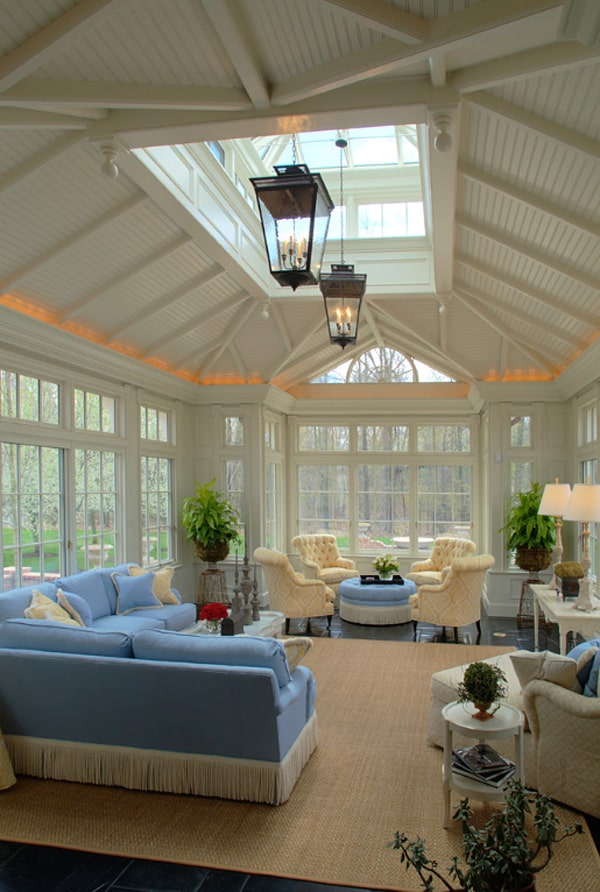 Sunroom Design Inspiration-15-1 Kindesign