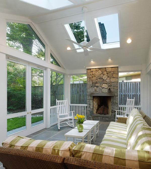 Sunroom Design Inspiration-16-1 Kindesign