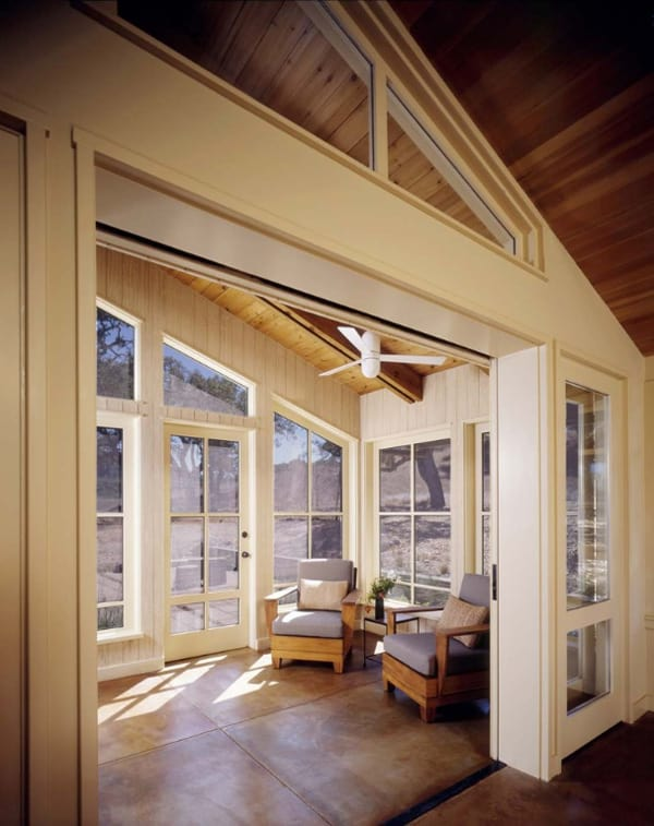 Sunroom Design Inspiration-17-1 Kindesign