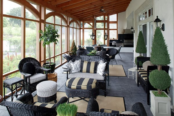 Sunroom Design Inspiration-26-1 Kindesign