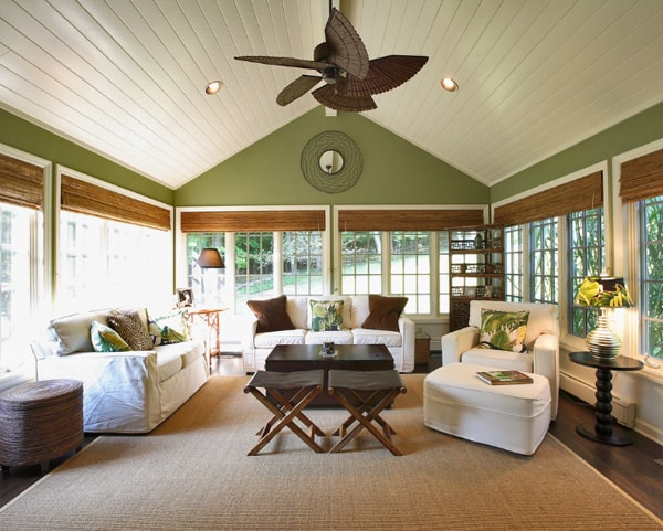 Sunroom Design Inspiration-28-1 Kindesign