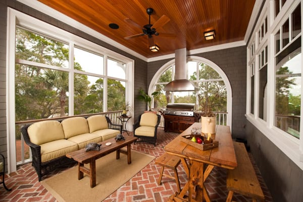Sunroom Design Inspiration-29-1 Kindesign