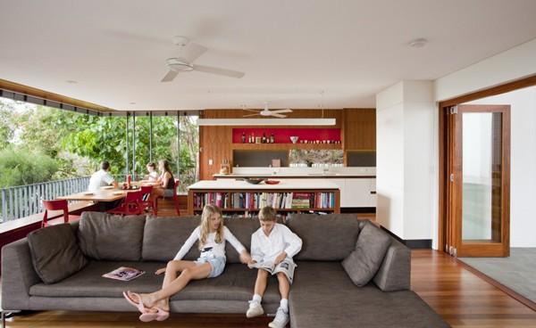Sunshine Beach House-Wilson Architects-08-1 Kindesign