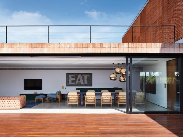 featured posts image for Amazing indoor outdoor living in Brazil: BT House
