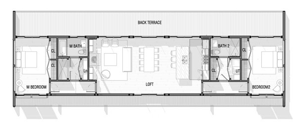 Confluence House Plan