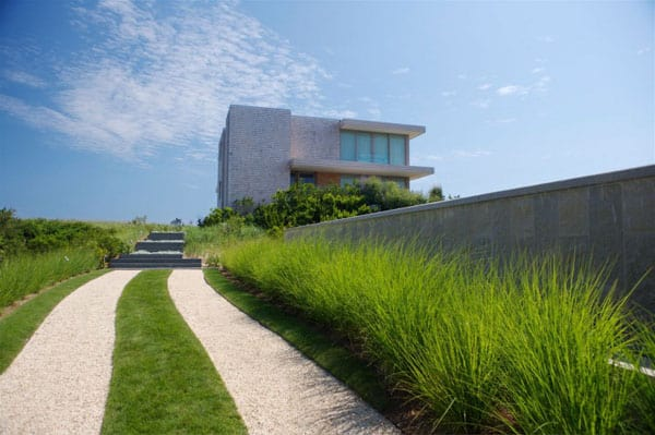 featured posts image for Private oasis in Bridgehampton: Dune Road Residence