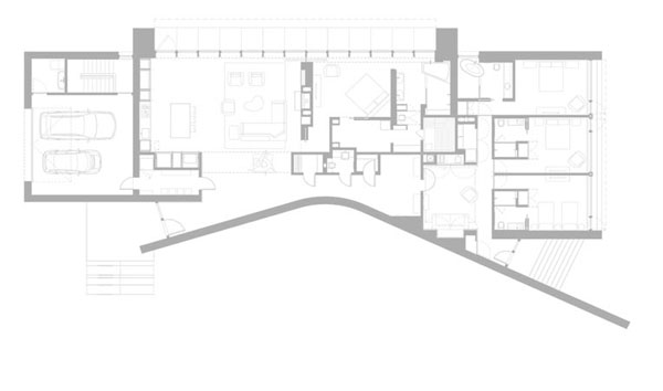 House in the Woods-William Reue Architecture-18-1 Kindesign
