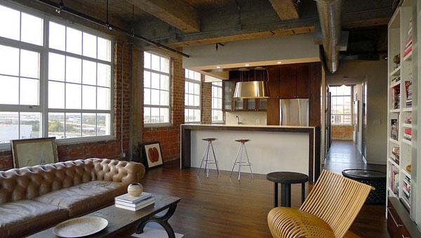 Houston Loft-C O N T E N T Architecture-02-1 Kindesign
