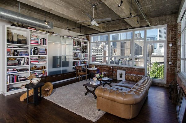 Houston Loft-C O N T E N T Architecture-11-1 Kindesign