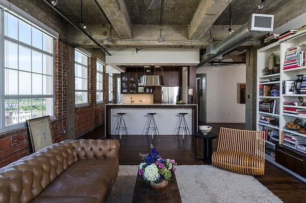 Houston Loft-C O N T E N T Architecture-12-1 Kindesign