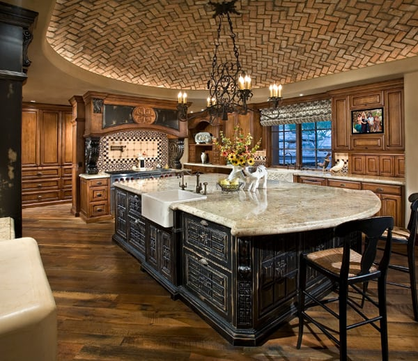 Kitchen Island Design Ideas-11-1 Kindesign