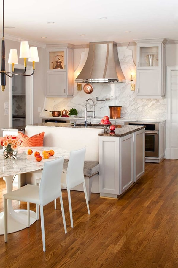 65 most fascinating kitchen islands with intriguing layouts for Kitchen design 65 infanteria