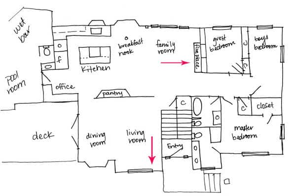 Lighting Plan for Home-09-1 Kindesign