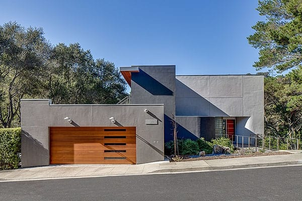 featured posts image for Stunning modern home renovation in Portola Valley