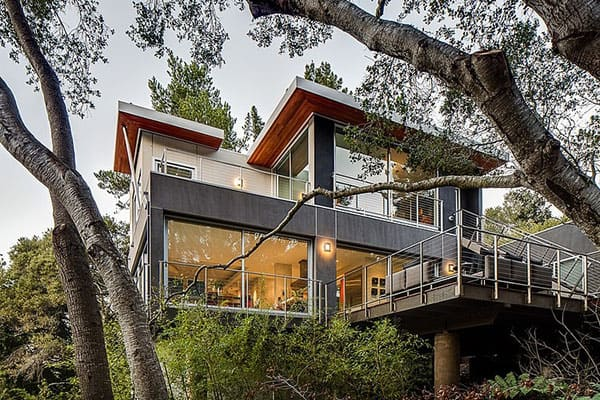 Portola Valley Residence-Mark Brand Architecture-23-1 Kindesign