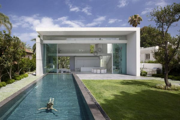 Ramat Hasharon House 13-Pitsou Kedem Architects-02-1 Kindesign