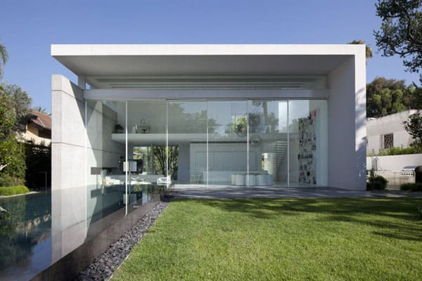 Ramat Hasharon House 13-Pitsou Kedem Architects-03-1 Kindesign