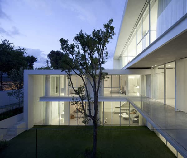Ramat Hasharon House 13-Pitsou Kedem Architects-10-1 Kindesign