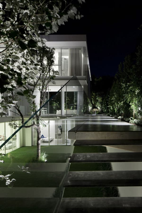 Ramat Hasharon House 13-Pitsou Kedem Architects-14-1 Kindesign