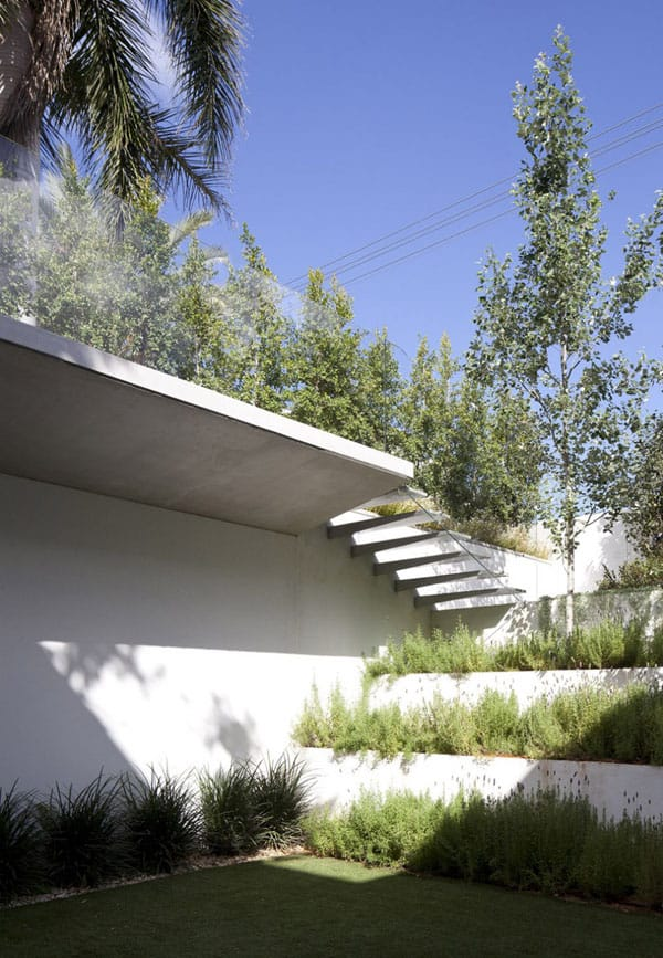 Ramat Hasharon House 13-Pitsou Kedem Architects-15-1 Kindesign