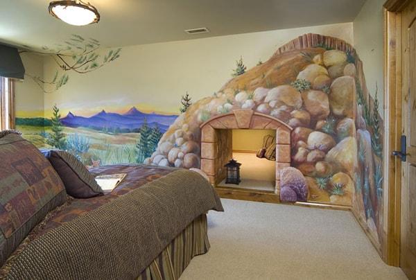 57 Unbelievable secret doorways into hidden rooms