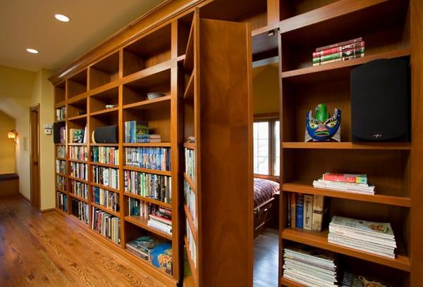 Awe Inspiring 57 Unbelievable Secret Doorways Into Hidden Rooms Interior Design Ideas Clesiryabchikinfo