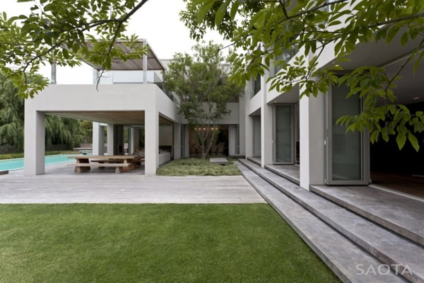 featured posts image for Modern country villa in Cape Town: Silverhurst Residence