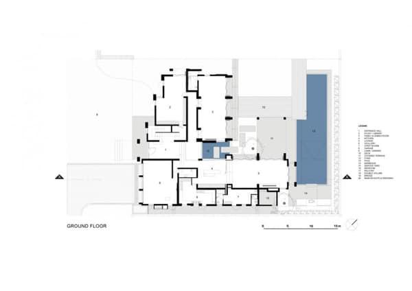 Silverhurst Residence-Saota and Antoni Associates-15-1 Kindesign
