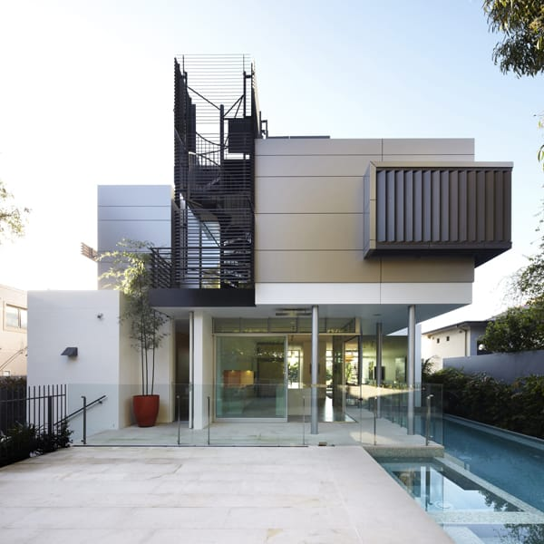 featured posts image for Inviting suburban home in Sydney: Wentworth Road House