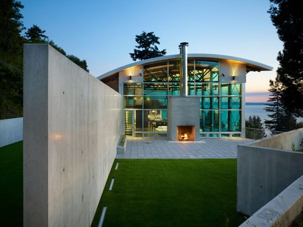 West Seattle Residence-Lawrence Architecture-03-1 Kindesign