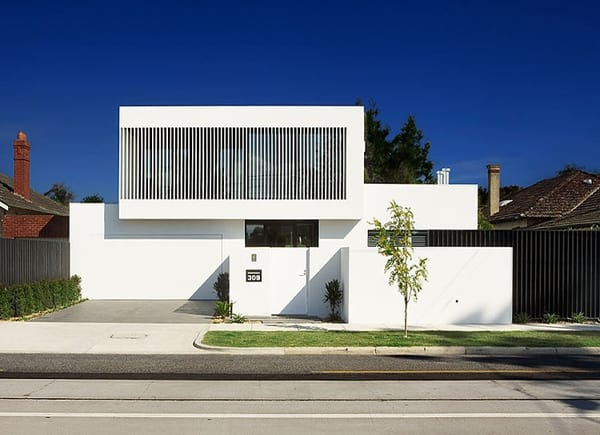 featured posts image for Contemporary dream home in Melbourne: Balaclava Road
