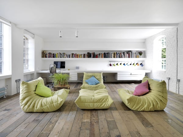 featured posts image for Bermondsey Warehouse Loft showcasing industrial elements