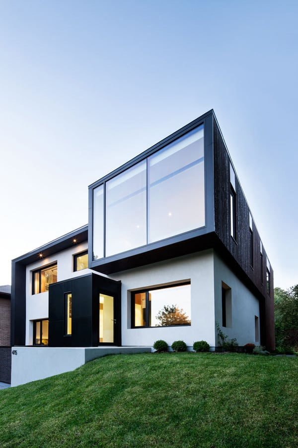 featured posts image for Striking home renovation in Montreal: Connaught Residence