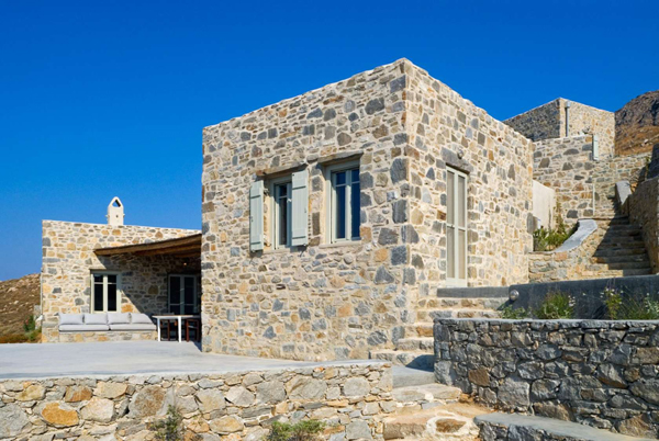 featured posts image for Mediterranean summer house on Serifos Island