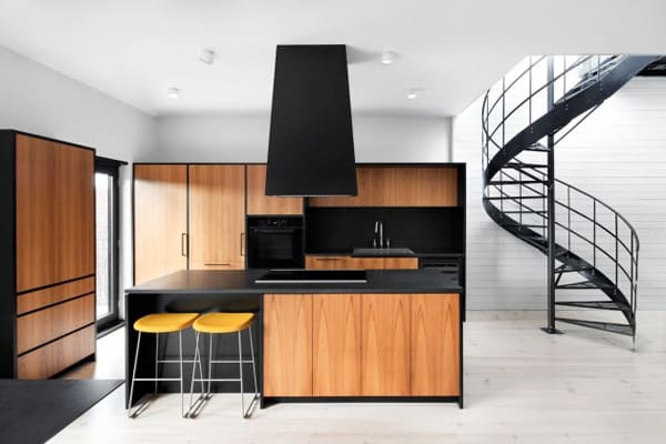 featured posts image for Esplanade Residence in Montreal inspired by Scandinavian design