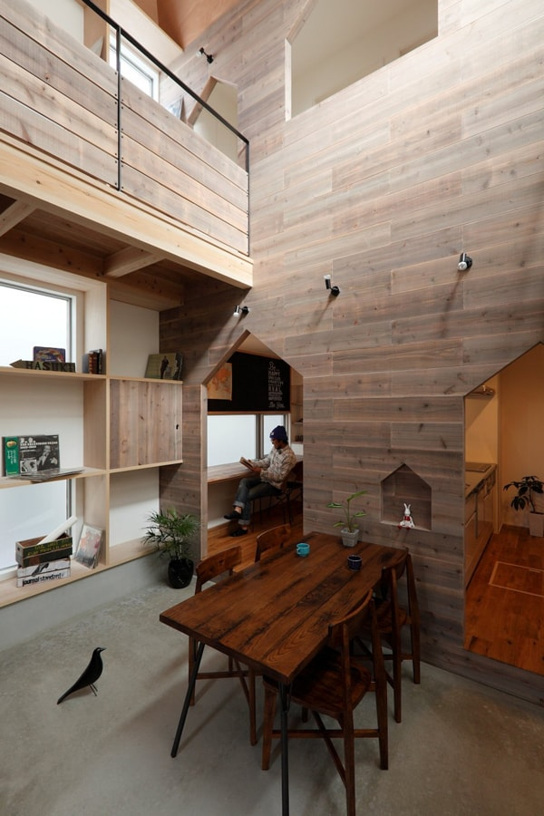 Hazukashi House-ALTS Design Office-02-1 Kindesign