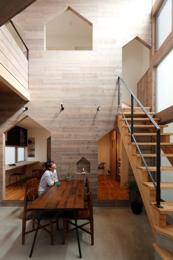 Hazukashi House-ALTS Design Office-04-1 Kindesign